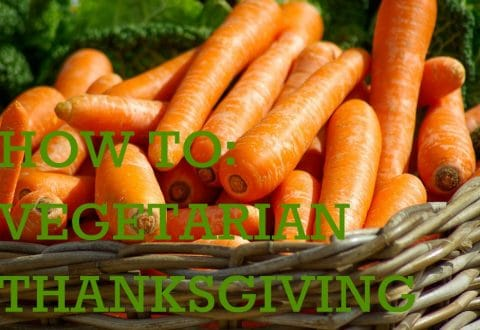 How to: A Vegetarian Thanksgiving