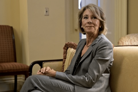 Education Students Respond to Betsy DeVos Confirmation