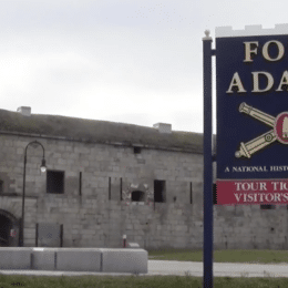 Fortress By the Sea: Tourism at Fort Adams