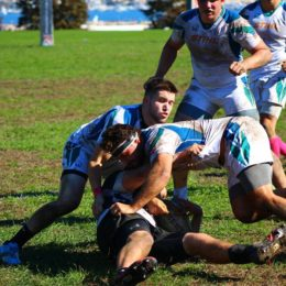 Men's Rugby Advances to National Final Four